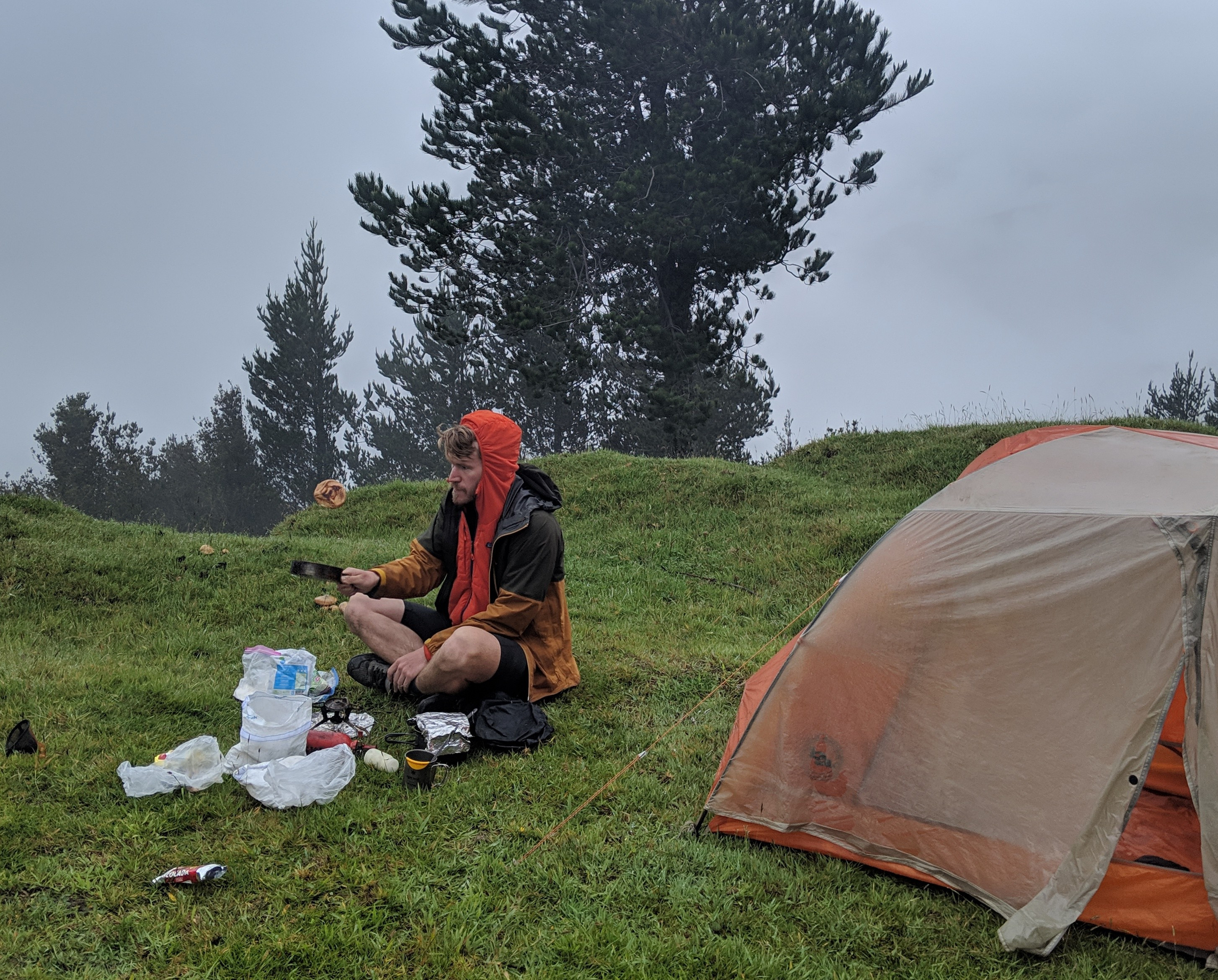 Mid-trip Gear Review Part 1 - Clothing and Camping